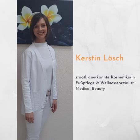Kerstin Lösch - Team Kosmetikstudio am Kirchplatz